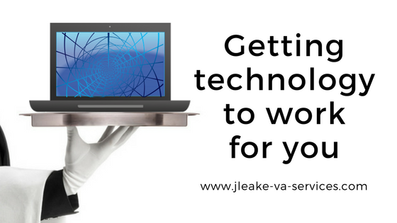 getting technology to work for you