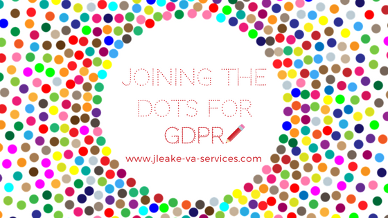 joining the GDPR dots