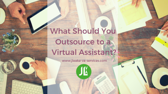 Outsourcing to a Virtual Assistant